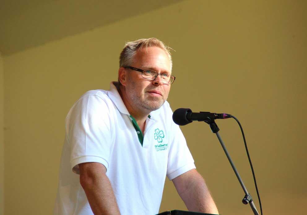 Raymond Pettersson. Arkivbild