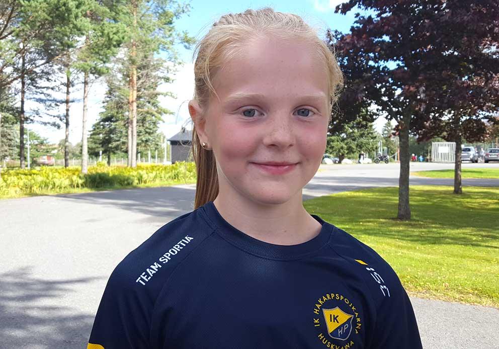 Emma Sandin, Vaggeryd